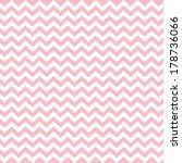 pink vintage card  zigzag...   Shutterstock .eps vector #178736066