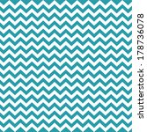 blue vintage card  zigzag...   Shutterstock .eps vector #178736078