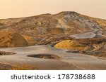 drought land and hot weather  | Shutterstock . vector #178738688