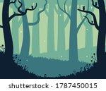 cartoon vector illustration of... | Shutterstock .eps vector #1787450015