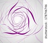 abstract  swirl background ... | Shutterstock .eps vector #178746746