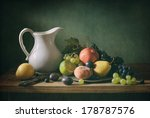 Постер, плакат: Classical still life with