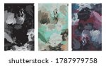 abstract painting backdrops in... | Shutterstock .eps vector #1787979758
