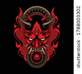 Hannya The Traditional Japanes...