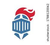 Knight Armor Logo Icon Design ...