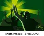 dj party | Shutterstock .eps vector #17882092