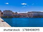 Trieste  Italy   July 23  2020...