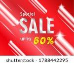 vector illustration of a sale...   Shutterstock .eps vector #1788442295