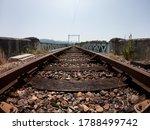 Valen A Road Railway Bridge ...