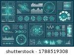 hud  ui  gui futuristic user...   Shutterstock .eps vector #1788519308