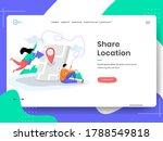 share location vector...