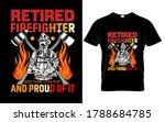 Firefighter T  Shirt  Fireman T ...