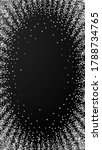 round silver glitter luxury... | Shutterstock .eps vector #1788734765