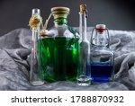 Toxic Poison In Bottles...
