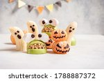 Healthy Fruit Halloween Treats. ...