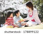 japanese mother to pass the... | Shutterstock . vector #178899122