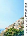 Positano Italia Italy Amalfi...