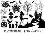 Halloween Collection. Set Of...