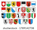 Coat Of Arms Of Switzerland An...