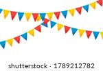 Circus Paper Bunting Party...