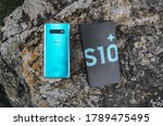 smartphone samsung s10 plus...
