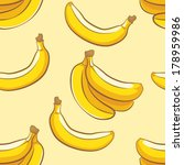 Seamless Food Pattern With...