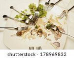 finished eating | Shutterstock . vector #178969832