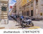Trieste  Italy   July 23  2020  ...