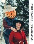 Halloween Scarecrow Takes Care...