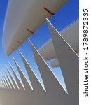 Rotor Blades Of A Wind Turbine...
