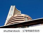 Small photo of Mumbai; Maharashtra; India; Asia; May, 30, 2008 : The Bombay Stock Exchange (BSE) is an Indian stock exchange located at Dalal Street; Kala Ghoda; Mumbai (formerly Bombay)