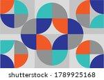 geometry minimalistic artwork... | Shutterstock .eps vector #1789925168