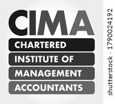 Cima   Chartered Institute Of...