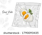 vector hand drawn sketch... | Shutterstock .eps vector #1790093435