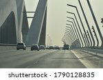 Sheikh Zayed Bridge Is An Arch...