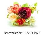 Artificial Roses Bouquet...