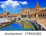 Beautiful Plaza De Espana ...