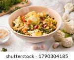 Salad With Cauliflower And...