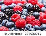 berries mixed | Shutterstock . vector #179030762