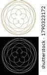 Venus Geocentric Orbit Curve...