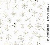 pattern signs design elements... | Shutterstock .eps vector #1790645678