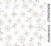 pattern signs  illustration ... | Shutterstock . vector #1790655608