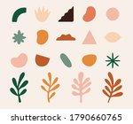 vector set of design elements... | Shutterstock .eps vector #1790660765