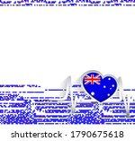 australia patriotic background. ...   Shutterstock .eps vector #1790675618