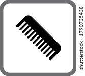 hairdresser shop line icon set  ...   Shutterstock .eps vector #1790735438