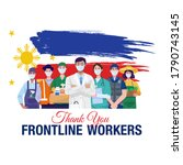 Thank You Frontline Workers....