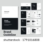 Brand Guideline Template Brand...