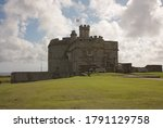 Pendennis Castle In Cornwall ...