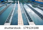 water cleaning facility outdoors | Shutterstock . vector #179124188