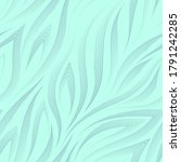 vector seamless pattern of dark ... | Shutterstock .eps vector #1791242285